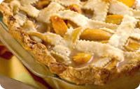 Patti La' belle's Wicked  Peach Cobbler
