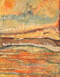 Artist: Ifigenia #abstract #art #mixedmedia #color #acrylic #Ifigenia