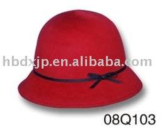 lady`s fashion cap hat