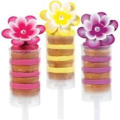Happy Mommy's Day coming soon--Give these adorable treats a try!!  Are they not the cutest???