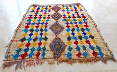 Hey, I found this really awesome Etsy listing at https://www.etsy.com/listing/240877782/a-powerful-moroccan-rug-azilal-rug