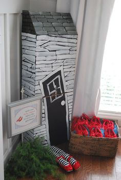 The Best Wizard of Oz Birthday Party ideas
