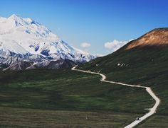 10 Great American Drives Less Traveled (photo: denali-highway)