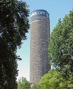 Ponte City Apartments, Johannesburg