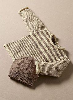 Ravelry: Roll Neck Sweater pattern by Bergère de France