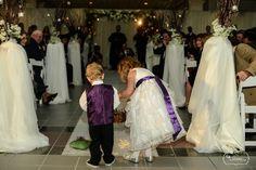 Loren and Matt's wedding at Pavilion Grille in Boca Raton. Sivan Photography.