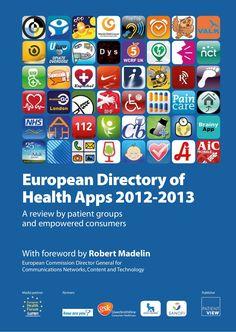 Directorio Europeo de Aplicaciones Salud 2012-2013