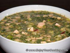Russian recipes with photos | Okroshka Recipe