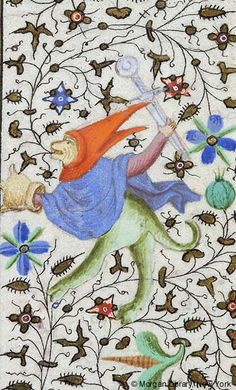 Book of Hours, MS M.453 fol. 73r - Images from Medieval and Renaissance Manuscripts - The Morgan Library & Museum
