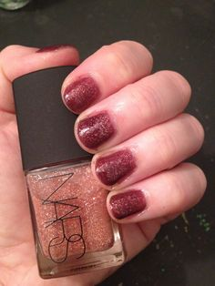 @Annabel Fagan. Jelly-Sandwich-Manicure how-to.