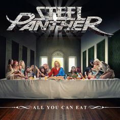 """Steel Panther's """"Bukakke Tears"""" - All You Can Eat. Performed by Russ Parrish, aka Satchel."""