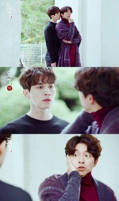 love the Reaper <3  Goblin Gong Yoo Lee Dong Wook