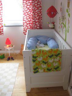 Das Zimmer vom kleinen Mann