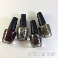 OPI Mariah Carey Holiday: Four Mini Holiday Hits @OPI Products, Inc.