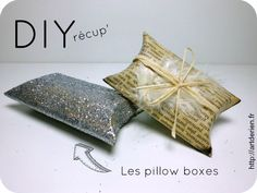 Tuto sympa pour créer des emballages tout en recyclant !