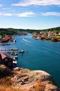 Na aankomst in Göteborg, gaat de reis verder dwars door #Zweden naar #Stockholm! #Scandinavie