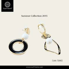 Keep stylish in your own way!!! Check this Earing at #scarf_home branches From Scarf Home summer collection 2015  you can find it at our branches. Cairo Festival City Mall  City Stars Mall Mall of Arabia Cairo City Center Alexandria Porto Marina 35 Gezieret El Arab – Mohandseen Follow us on instagram.com/scarf_home  من مجموعة سكارف هوم.. اكسسوارات صيف 2015 .. زوري أقرب فرع لينا في القاهرة أو الأسكندرية .. لمزيد من المعلومات اتصلي بينا على 01000209916  #fashion #color #Accessories #summer