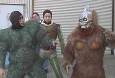 Special Effects Makeup, Fursuit, Fur Coat, Creatures, Zipper, Costumes, Suits, Monsters, Dress Up Clothes