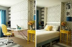 Pull down a guest room anywhere with these sneaky beds.