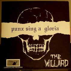 THE WILLARD  punx sing a glolia