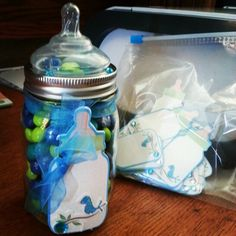 Here is the prize for the baby shower game! Cricut Imagine Nursery Tails.