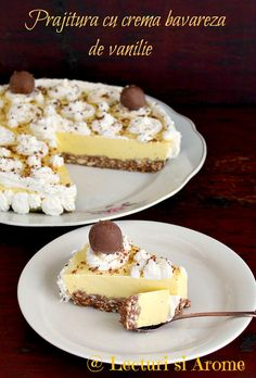 Sweet Recipes, Cake Recipes, Dessert Recipes, Romanian Desserts, Dessert Shots, Homemade Sweets, Sweets Cake, Pastry Cake, Special Recipes
