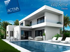 Take glimpse of what Villa Réme will look like!