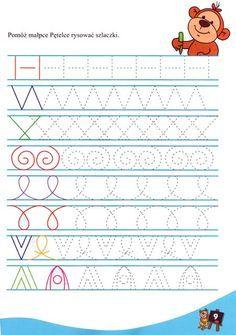 Writing exercises for preschool Craft ideas, # for # exercises # writing # ideas # handicrafts - Today Pin Preschool Writing, Preschool Worksheets, Preschool Learning, Writing Activities, Preschool Activities, Teaching, Pre Writing, Writing Practice, Writing Skills