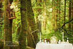 wedding table - Forest - Bretagne - www.bcce.fr
