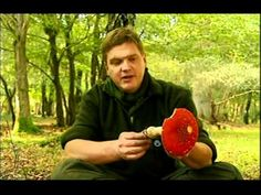 Ray Mears' Wild Food Episode 5- want to watch this entire series & anything else by Ray Mears. This one goes briefly into willow as aspirin, acorn processing, chestnut, hawthorn berries (turning into fruit leather), basket weaving w/bone tools, cooking acorn mash in a basket with hot stones, mushrooms, hazelnut processing and roasting in sand, dogwood skewers for crayfish, roasting pig over an open fire and making a basting brush to make honey crackling of the skin.