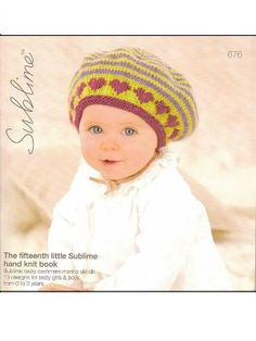 The 15th Little Sublime Hand Knit Book - 676 at Laughing Hens