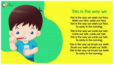 English UKG Rhymes with Videos, Audios and Lyrics - Ira Parenting Rhymes For Kids, Art For Kids, Nursery Rhymes Lyrics, English Rhymes, Action Songs, Cupcake, Poems, Parenting, Learning