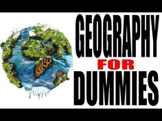 Influences of Geography: World History Review | Mr. Hughes throws down some basic geography concepts as they relate to society and human development. | http://www.knowmia.com/watch/lesson/5299