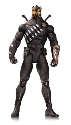 DC Comics Designer Series 1 Capullo Talon Action Figure: Amazon.co.uk: £25