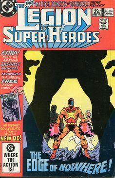 Legion Of Super Heroes #298