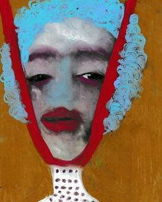 •June• #oilpastel #februaryjames #fineart #contemporary #painter #artist