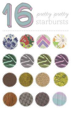 free starbursts.