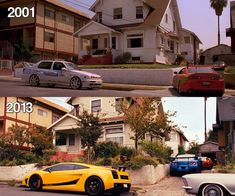 Fast and Furious Transformation