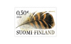 COLLECTORZPEDIA Feather Feather Jewelry, Stamp Collecting, Postage Stamps, Pet Birds, Helsinki, Crafts, Animals, Beautiful, Collections