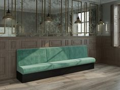 Donald bench + Sockle - Canapele si banchete - P&M furniture   Mobilier horeca la comanda si design de interior