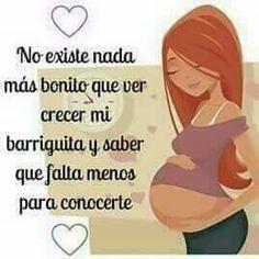 Pronto Te Conocere Bebito De Mi Corazon Babyoptima Embarazo Y