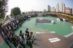 Krooked Coreia Tour 2014 - Clube do skate.
