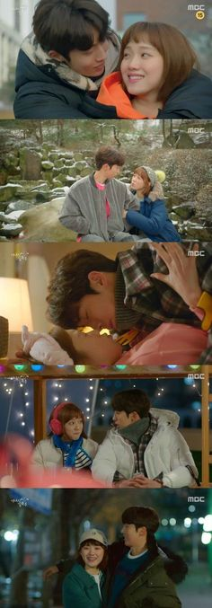 [Spoiler] Added episode 14 captures for the #kdrama 'Weightlifting Fairy Kim Bok-joo'