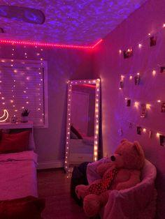 Indie Room Decor, Cute Bedroom Decor, Room Design Bedroom, Teen Room Decor, Room Ideas Bedroom, Bedroom Inspo, Dream Bedroom, New Swedish Design, Pinterest Room Decor