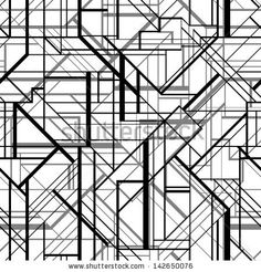 Royalty Free Stock Photos and Images: Art deco geometric pattern ...