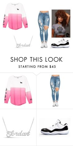 """""""Untitled #193"""" by sirionnaw on Polyvore featuring beauty, Victoria's Secret and Concord"""