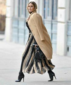 Olivia Palermo - Winter Street Style