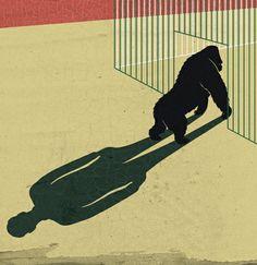Francesco Bongiorni, illustrateur, agence Marie Bastille // cette image appartient à son auteur et/ou l'agence Marie Bastille + d'infos sur le site //