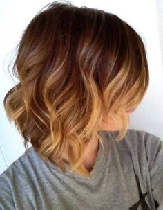 20 Ombre Hair Color for Short Hair | http://www.short-hairstyles.co/20-ombre-hair-color-for-short-hair.html