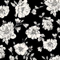 Delicate lines in black & white! #print #printDesign #pattern…